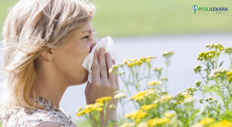Kako sprečiti prolećne alergije?