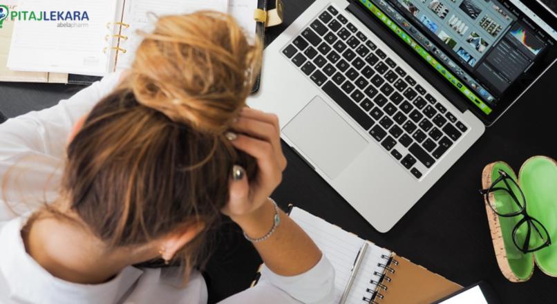 Kako pobediti stres na poslu?