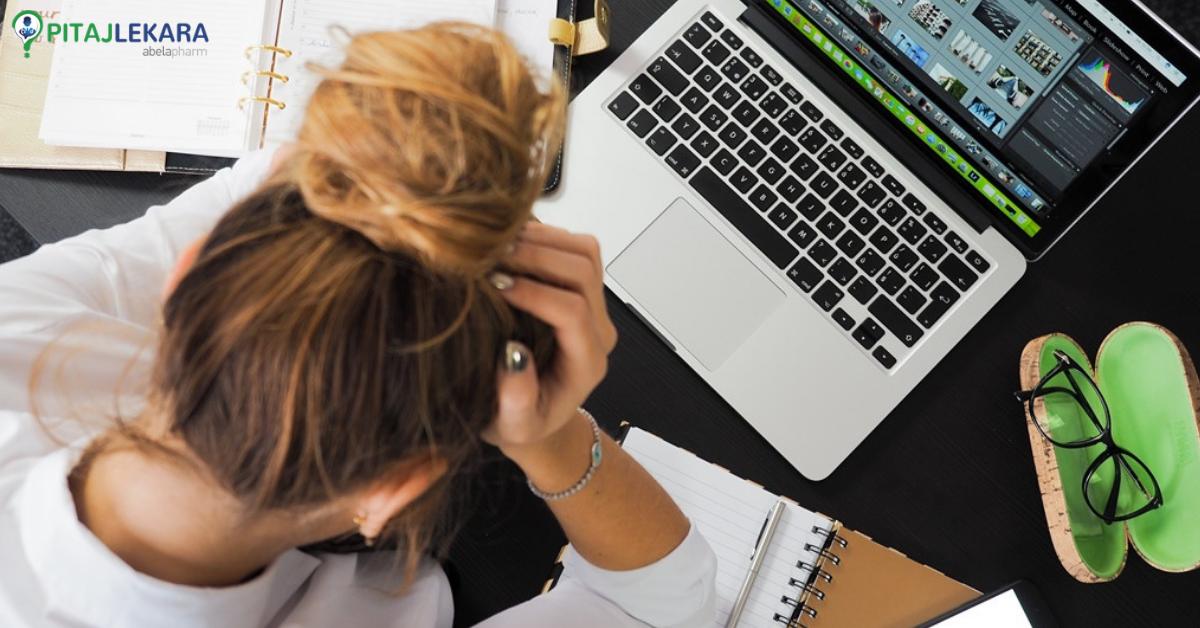 stres na poslu . kako ublaziiti stres na poslu ?