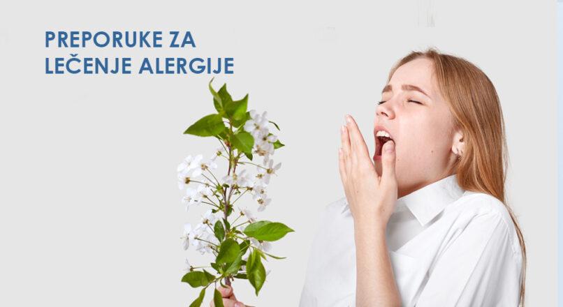 Koji su prvi simptomi alergije i kako se izboriti sa njima?