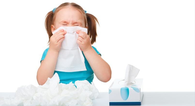 Upala nosne sluznice kod dece