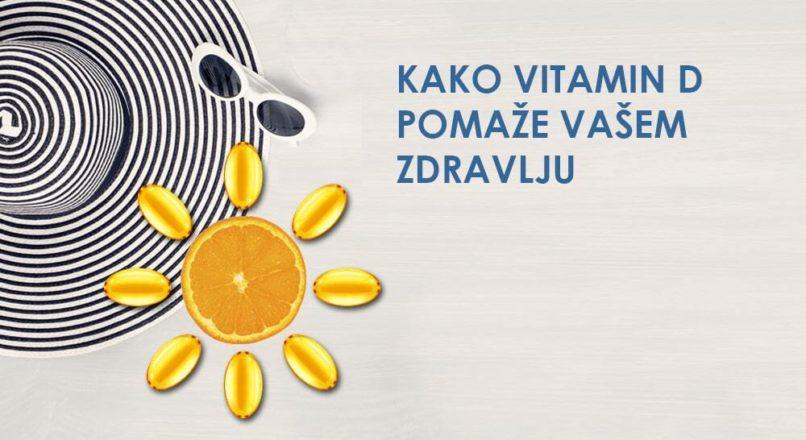 Pazite na svoj vitamin D!