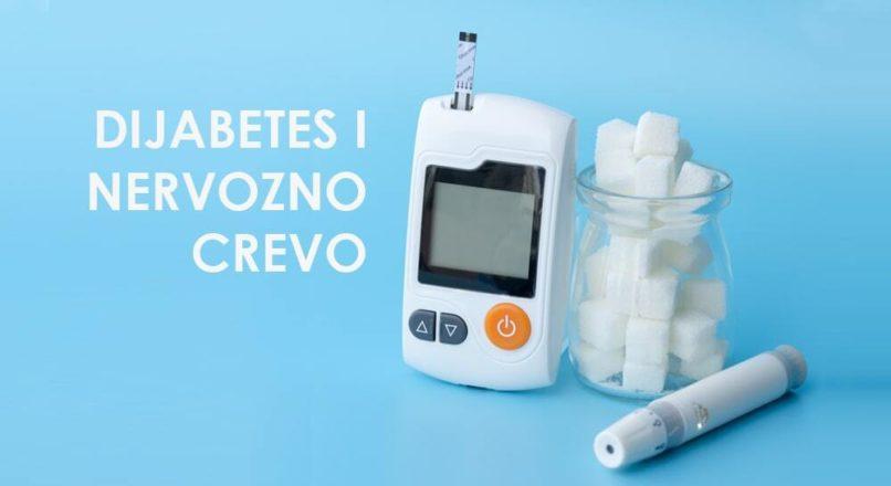 Začarani krug dijabetesa i nervoznog creva – šta je uzrok, a šta posledica, i ima li rešenja?