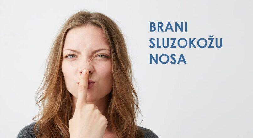 Borba protiv virusa u nosu na prirodan način