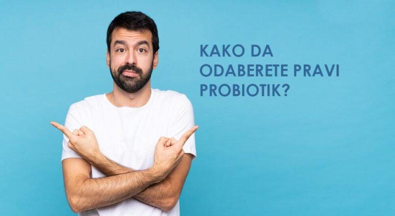 Kriterijumi za odabir probiotika