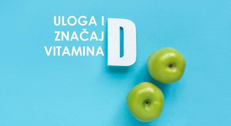 Vitamin D – preporuke za unos