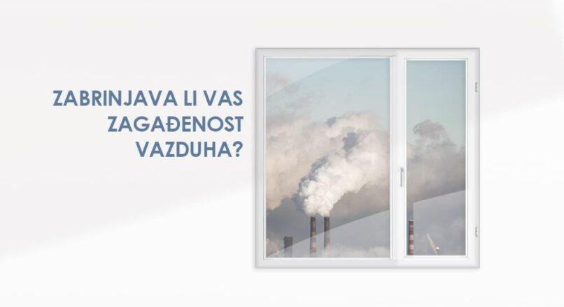 Zagađen vazduh kao svakodnevica: da li je čist vazduh postao luksuz?